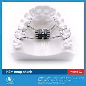 Hàm nong nhanh Việt Đức Dental Lab