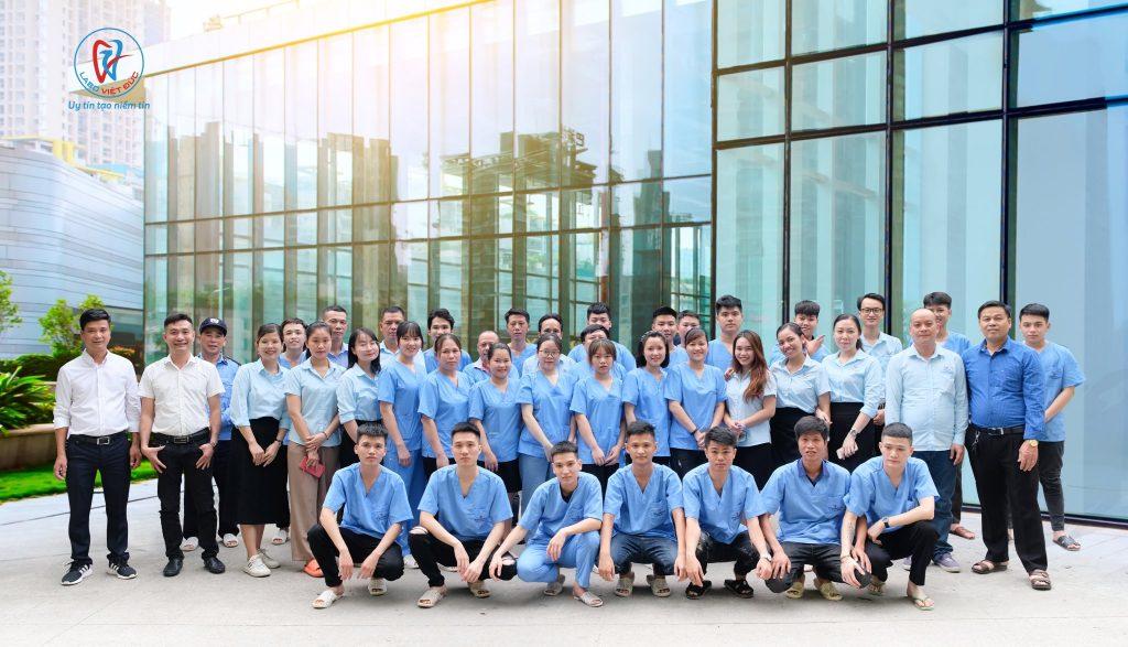 Đội ngũ Việt Đức Dental Lab